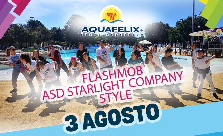 FLASH MOB ASD STARLIGHT COMPANY STYLE